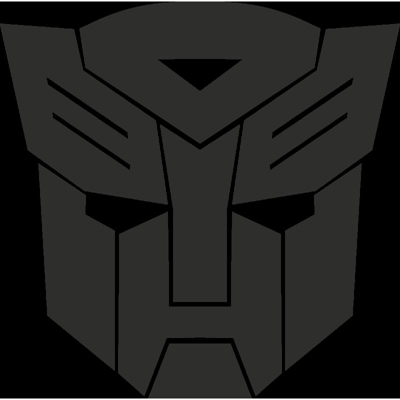 Sticker Transformers Autobot