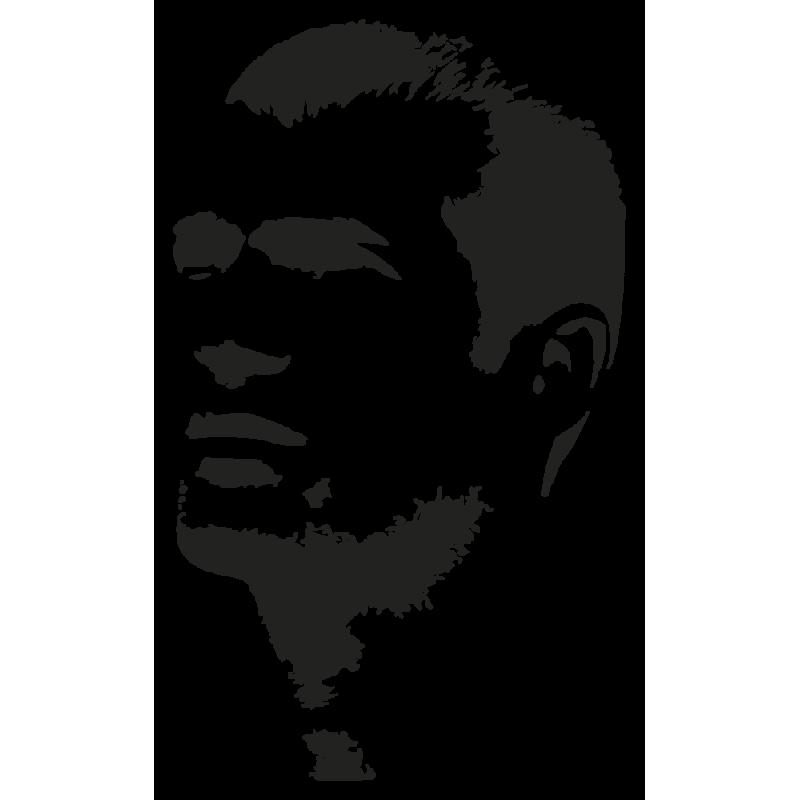 Sticker Zidane
