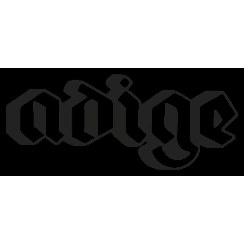Sticker Adige