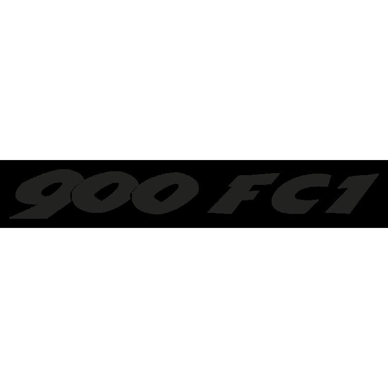 Sticker Honda 900 Fc1
