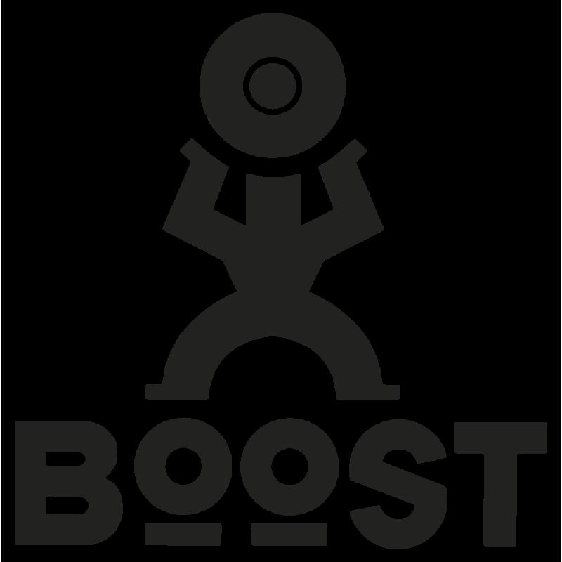 Sticker Boost