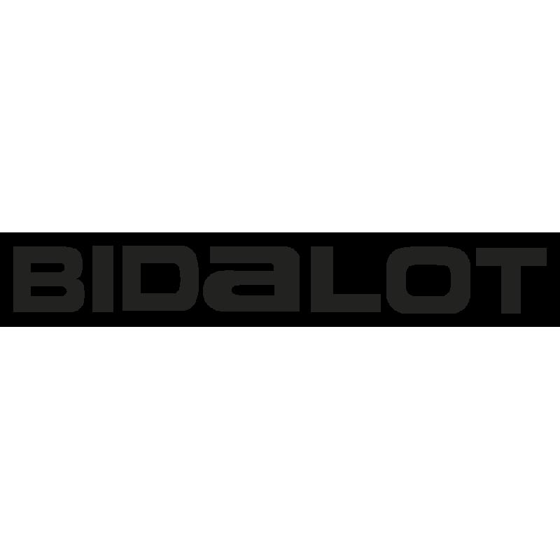 Sticker Bidalot