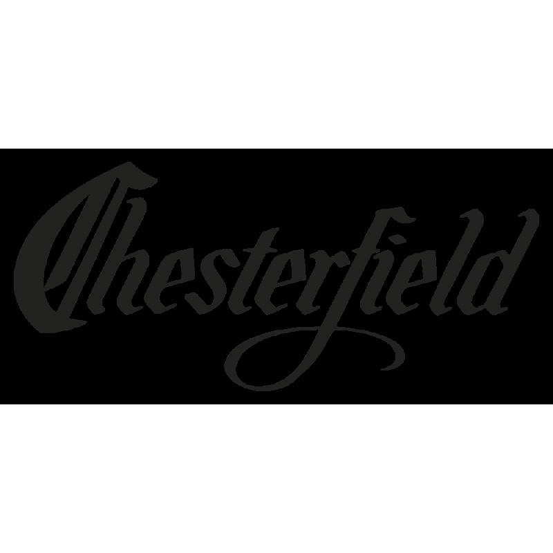 Sticker Chesterfield