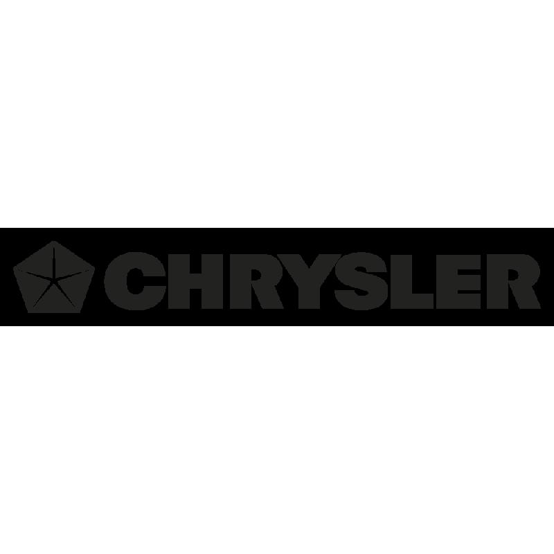 Sticker Chrysler
