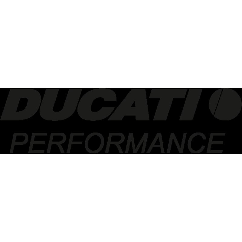 Sticker Ducati