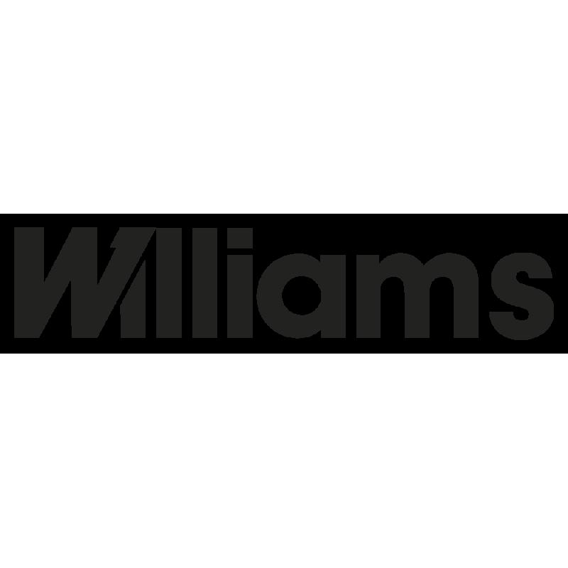 Sticker Williams