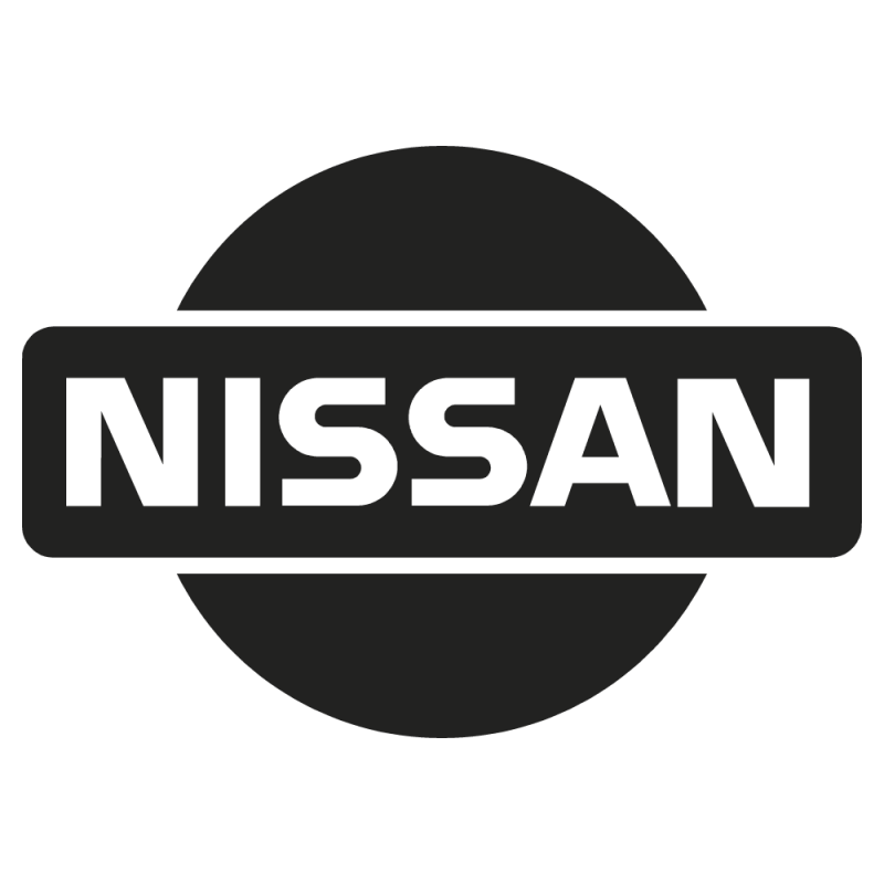 Sticker Nissan
