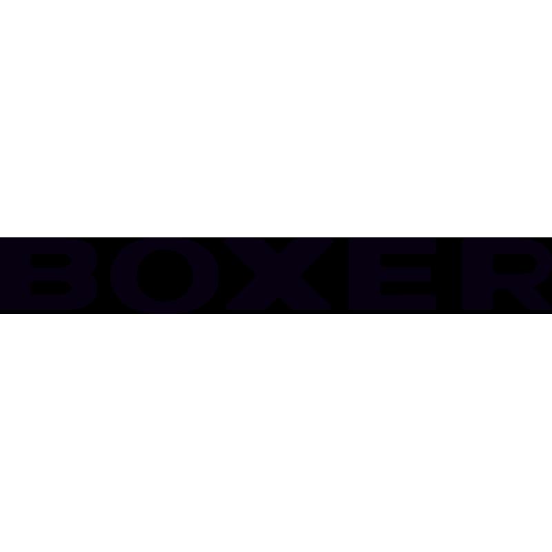 Sticker Boxer Logo Peugeot