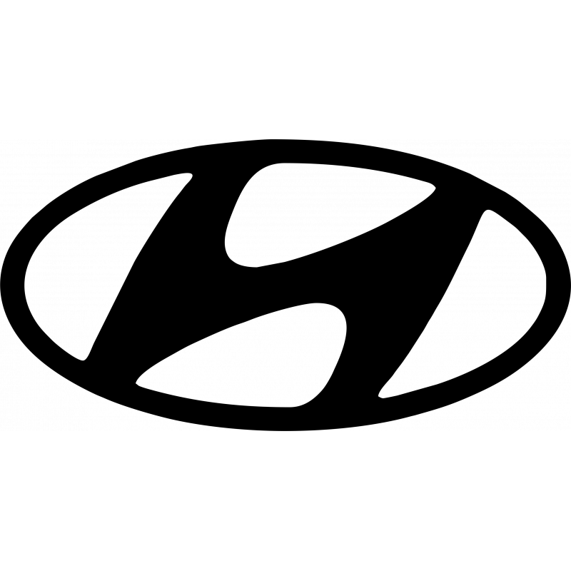 Sticker Hyundai Logo