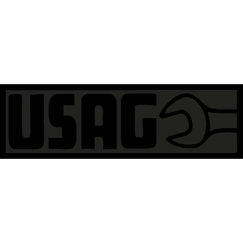 Sticker Usag
