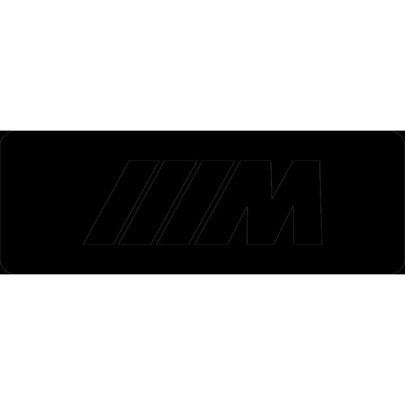Sticker Bmw M
