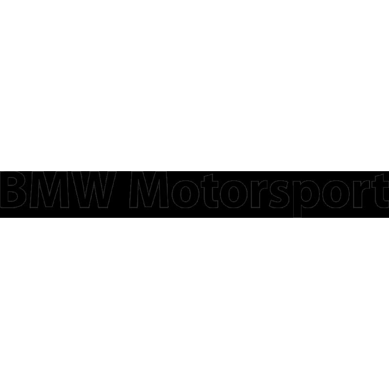 Sticker Bmw Motorsport