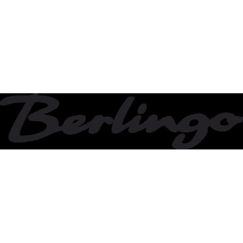 Sticker Citroen Berlingo