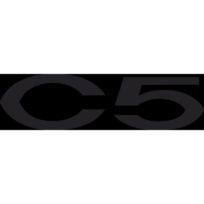 Sticker Citroen C5