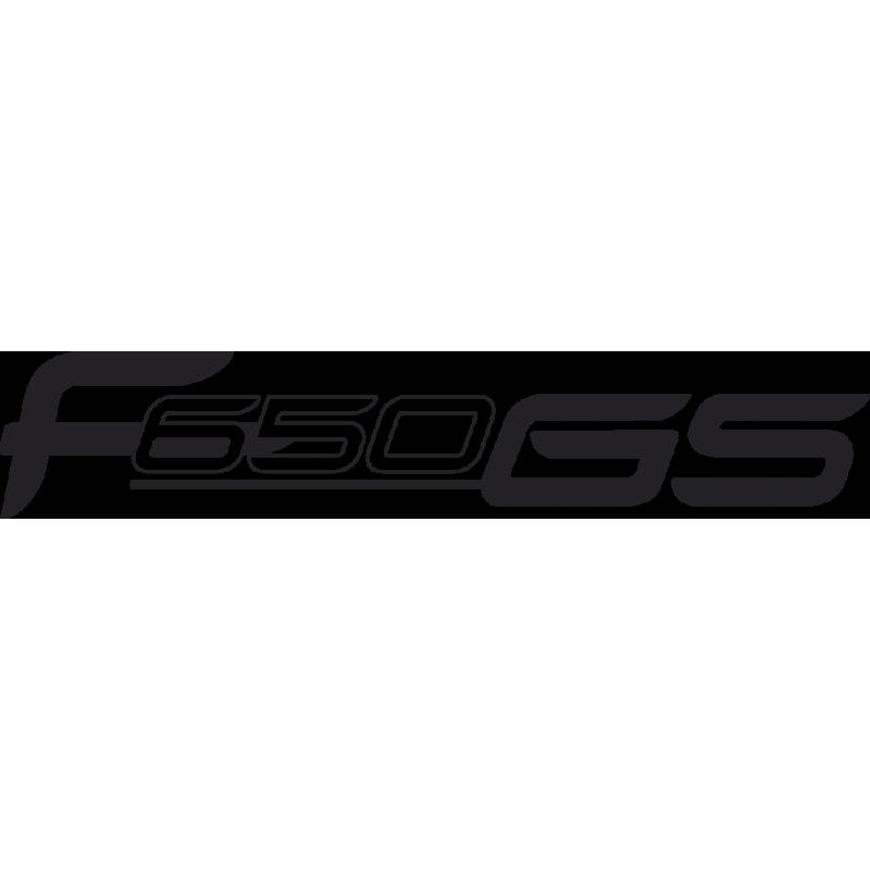 Sticker Bmw F650gs