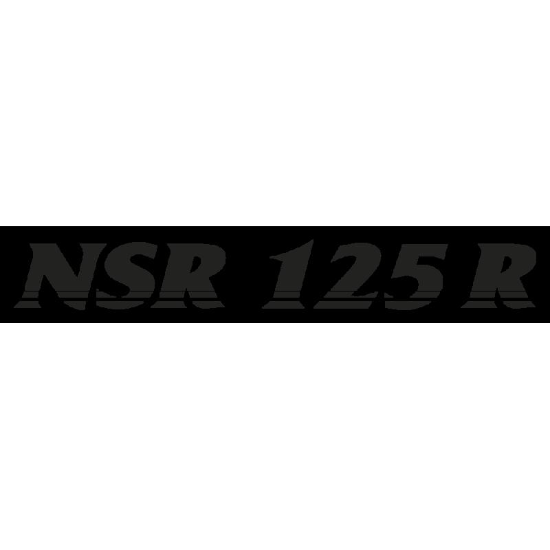 Sticker Honda Nsr 125 R