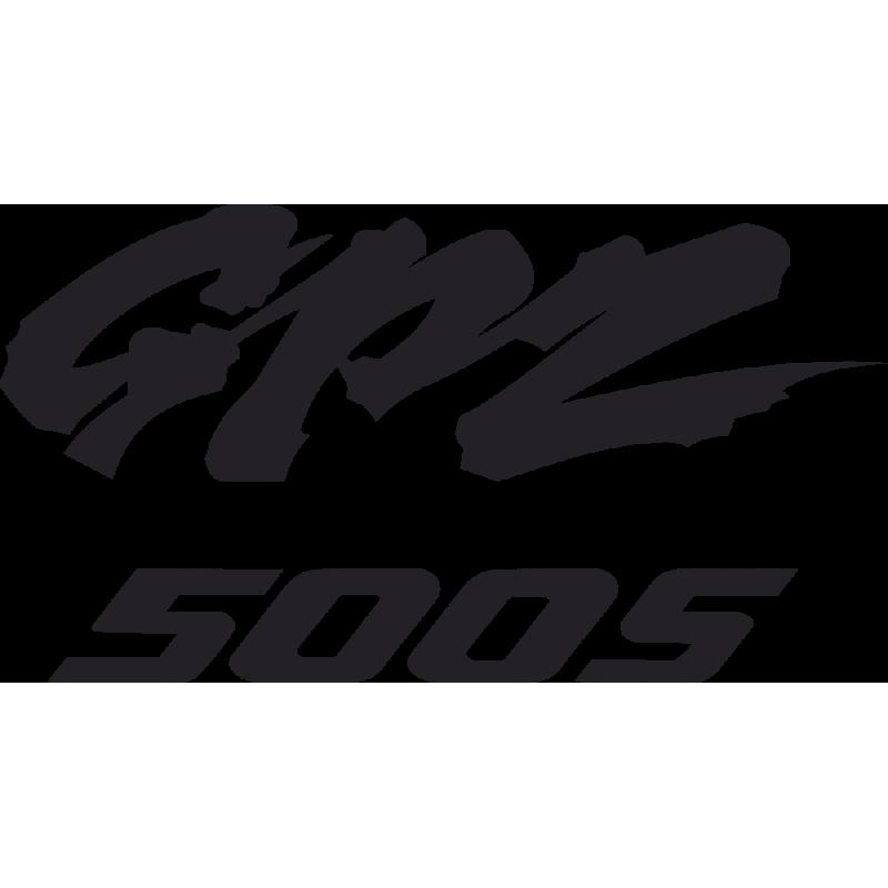 Sticker Kawasaki Gpz 5005