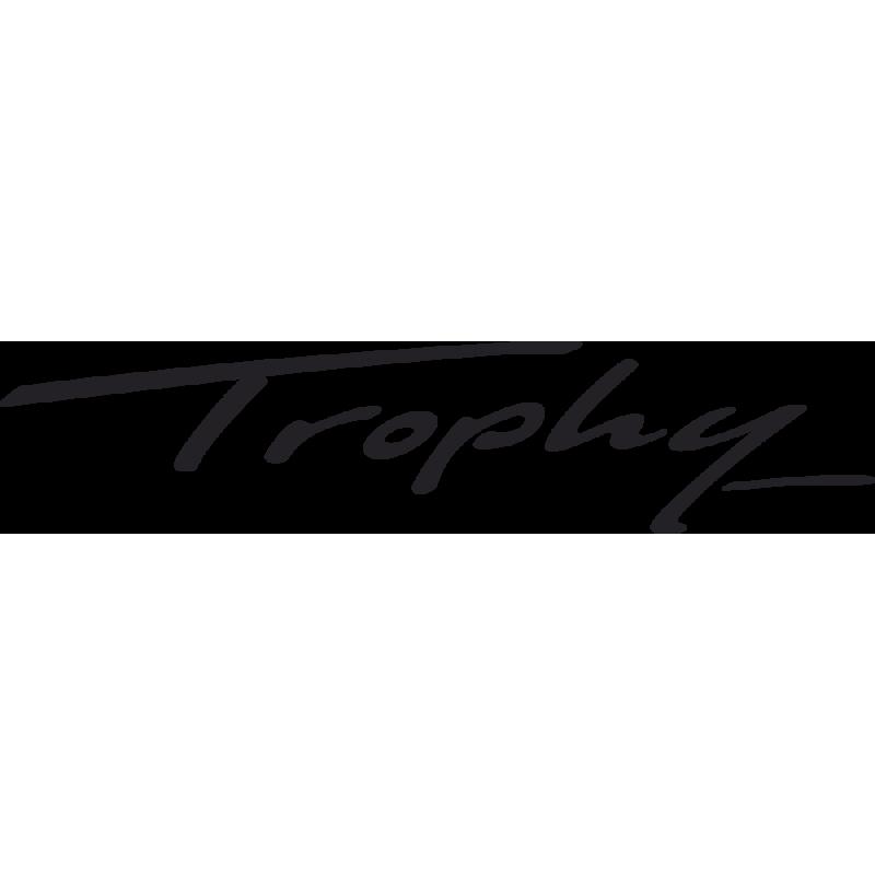 Sticker Triumph Trophy