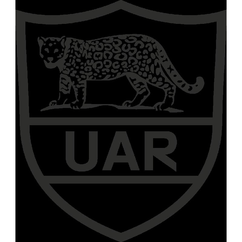 Sticker Rugby Logo Argentine