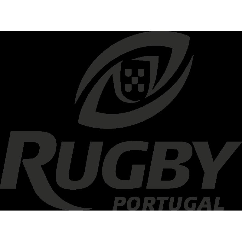 Sticker Rugby Portugal Logo