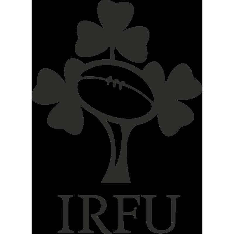 Sticker Rugby Irfu Logo