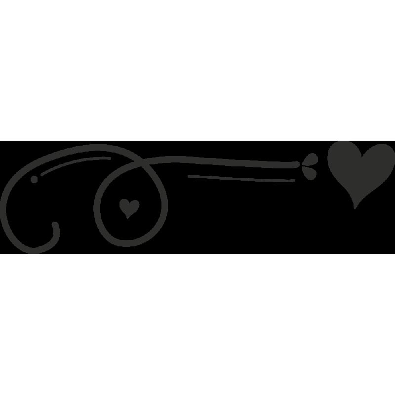 Sticker Coeur