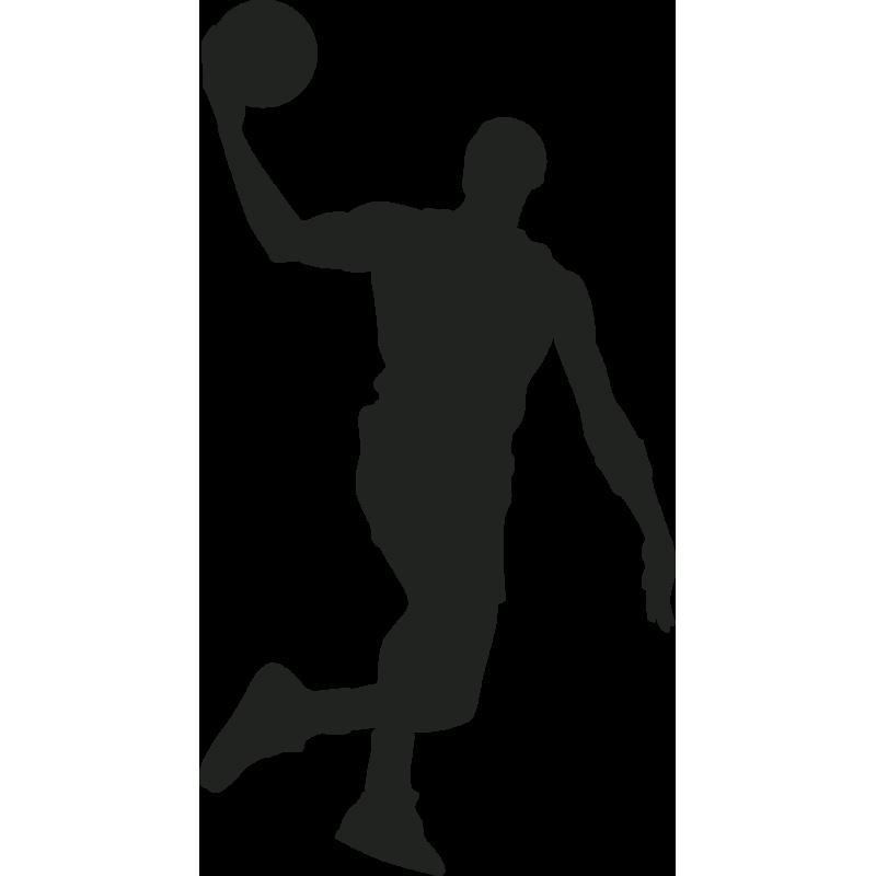 Sticker Sport Basket