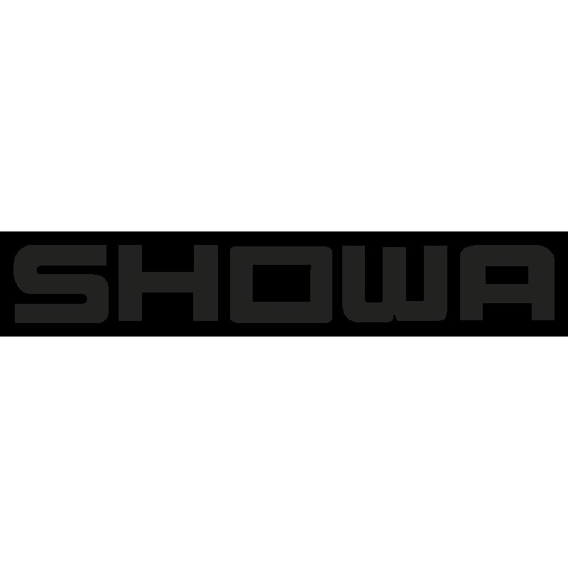 Sticker Showa