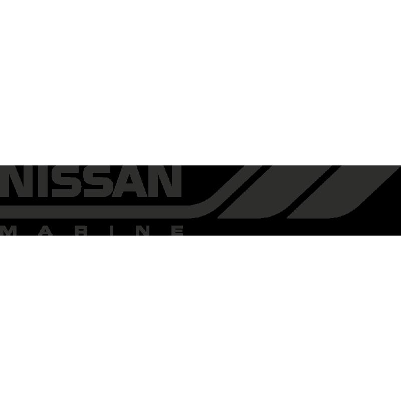 Sticker Nissan Marine