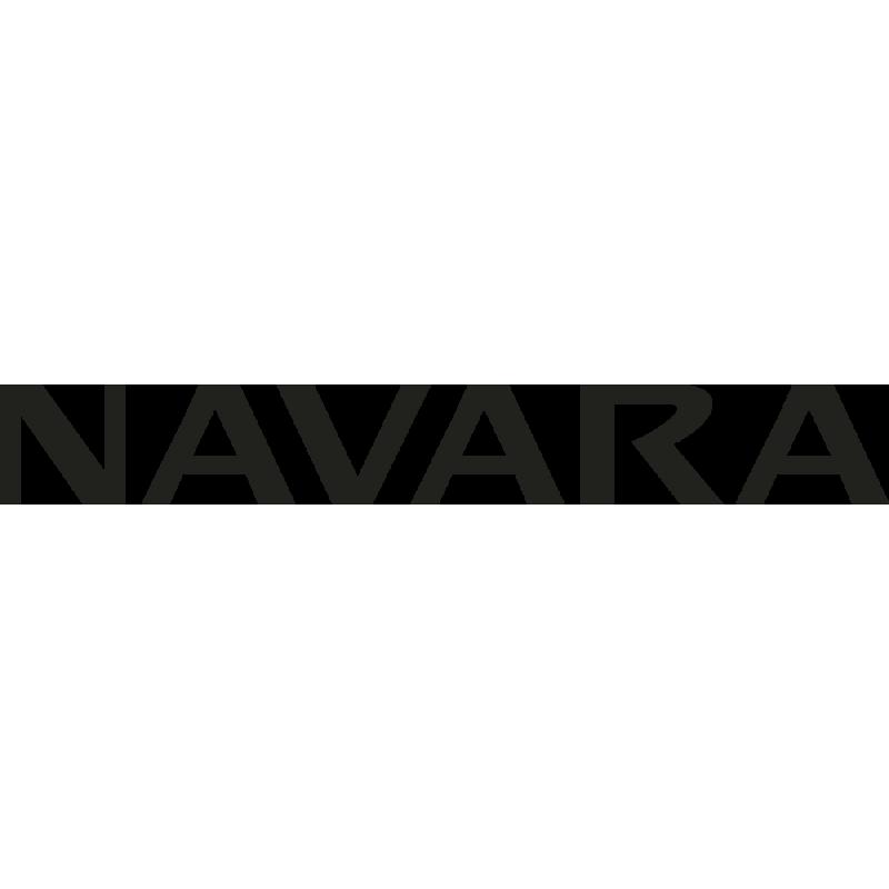Sticker Nissan Navara