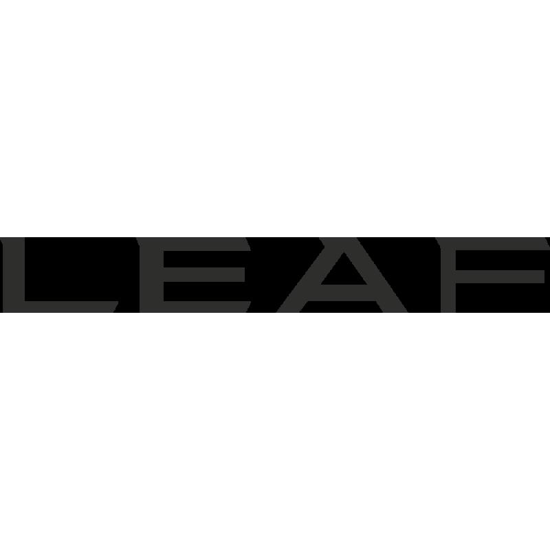 Sticker Nissan Leaf