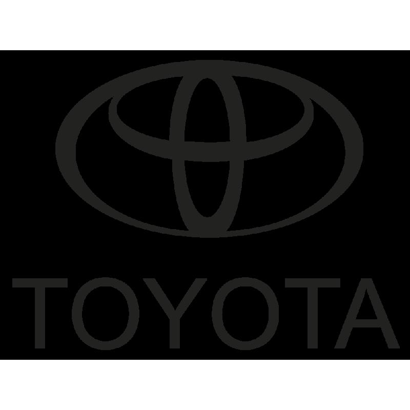 Sticker Toyota