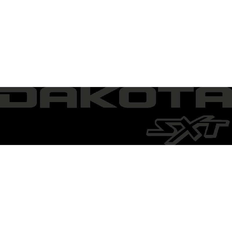 Sticker Dodge Dakota Sxt