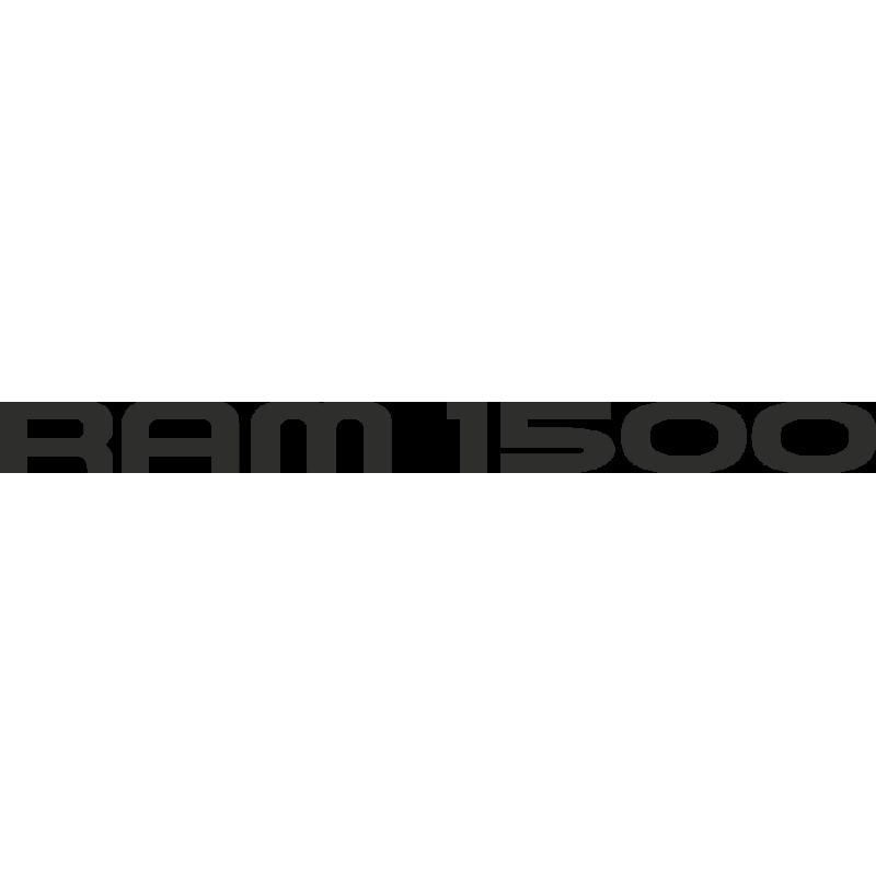 Sticker Dodge Ram 1500