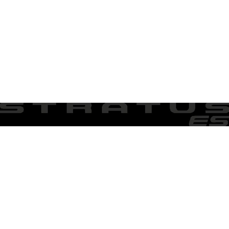 Sticker Dodge Stratus Es