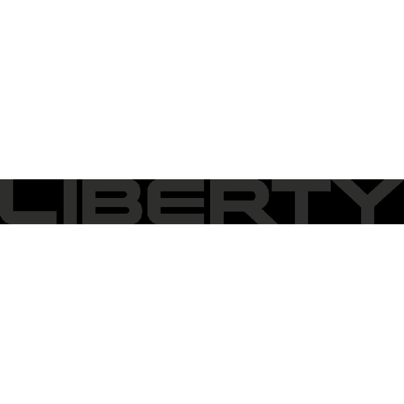 Sticker Jeep Liberty