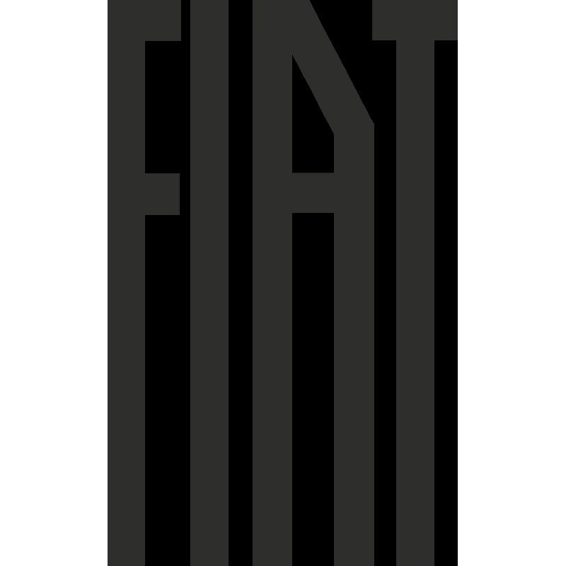 Sticker Fiat Allongé