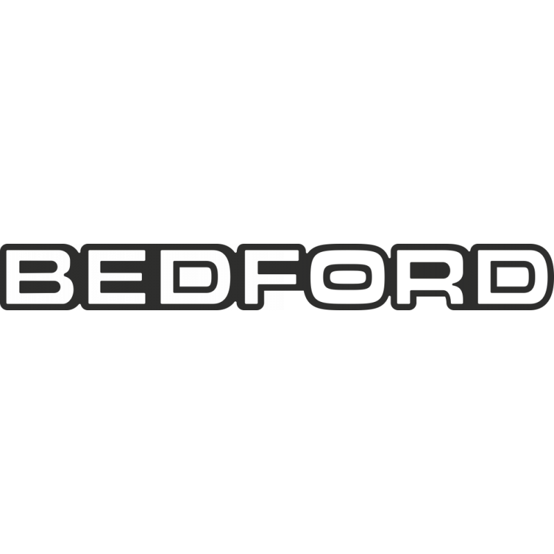 Sticker Ford Bedford