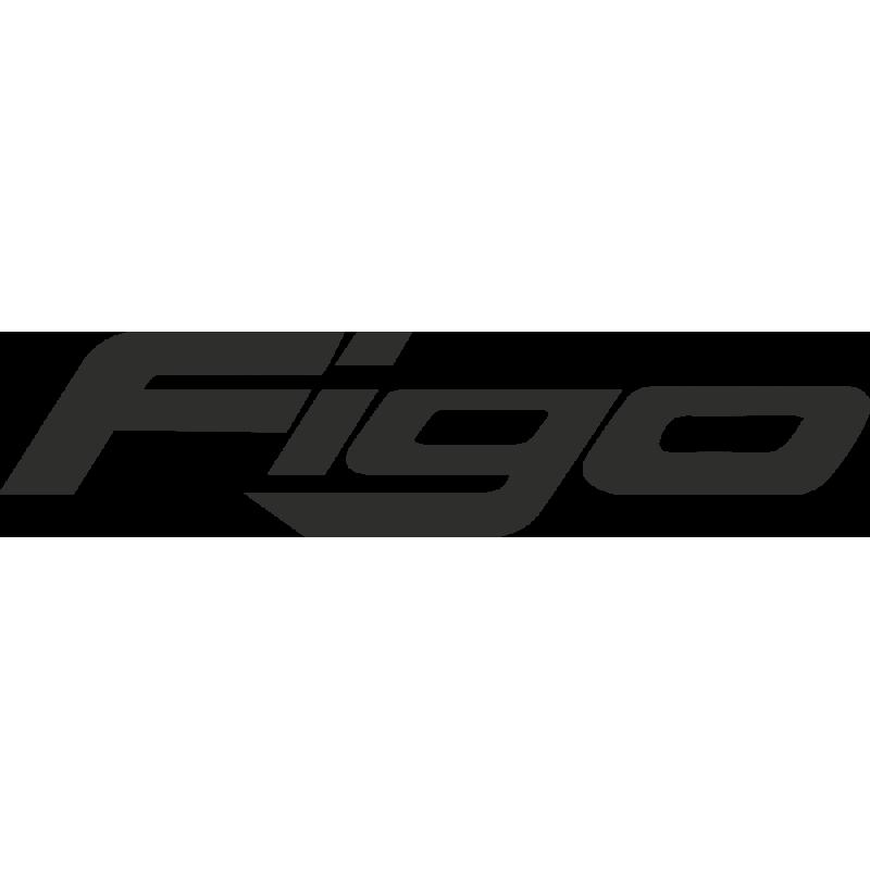 Sticker Ford Figo