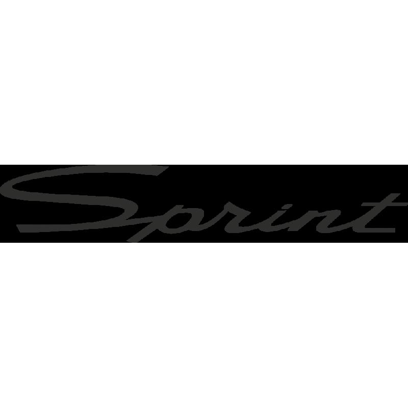 Sticker Ford Sprint