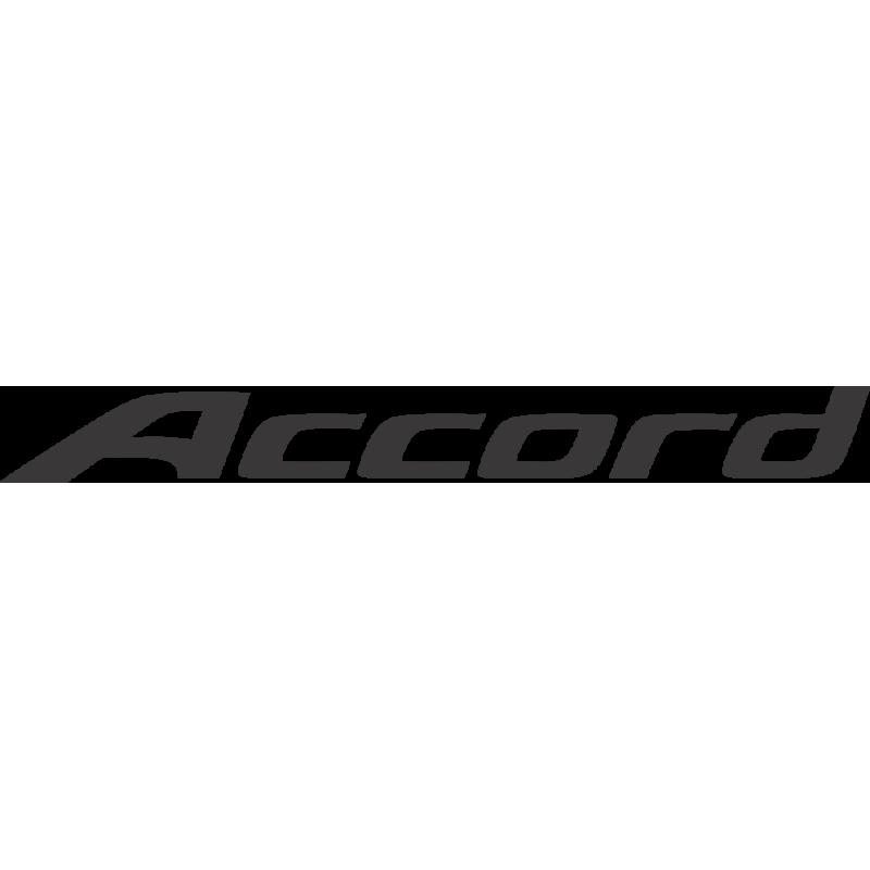 Sticker Honda Accord