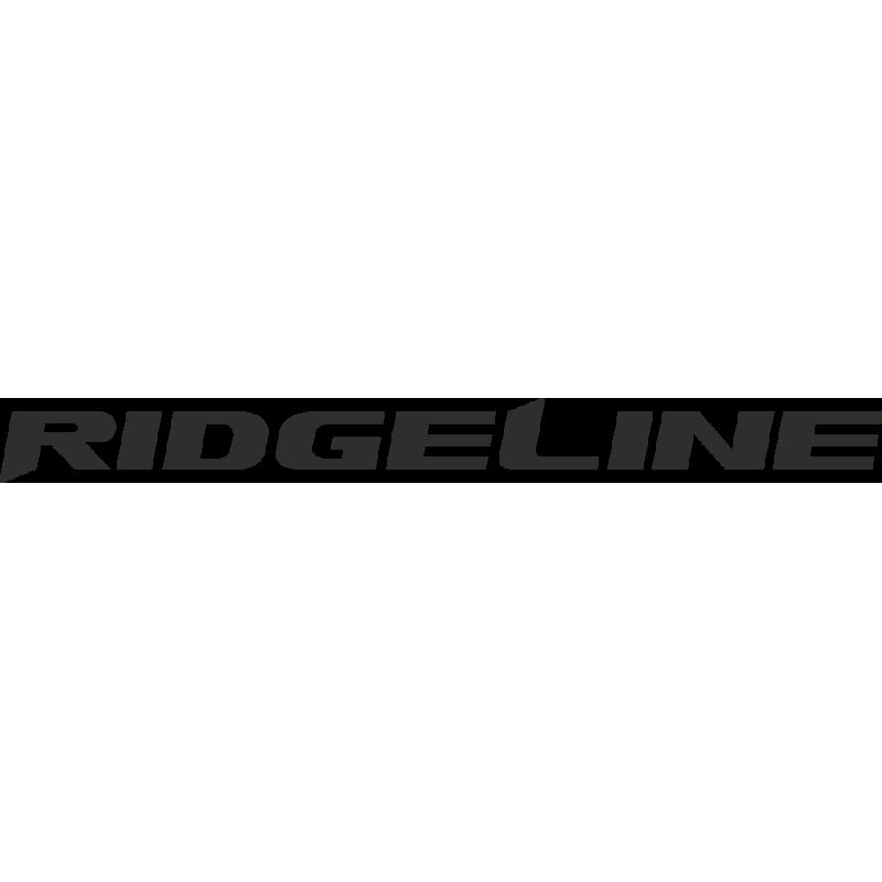 Sticker Honda Ridgeline