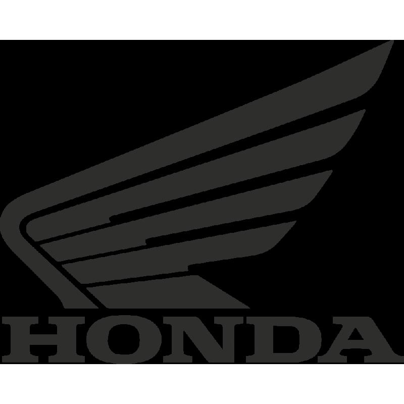 Sticker Honda Logo Wings