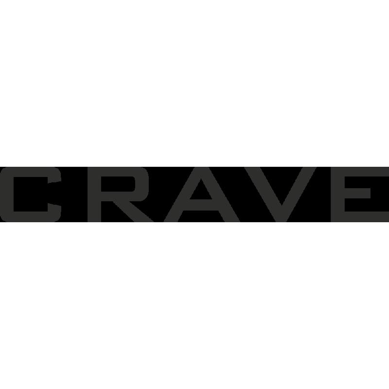 Sticker Honda Crave