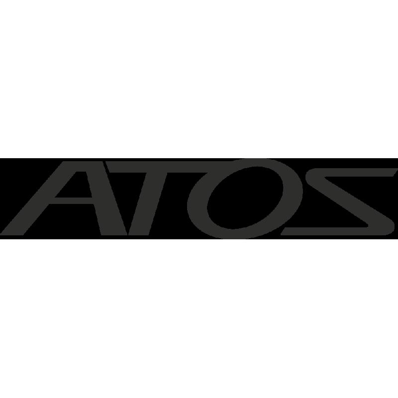 Sticker Hyundai Atos