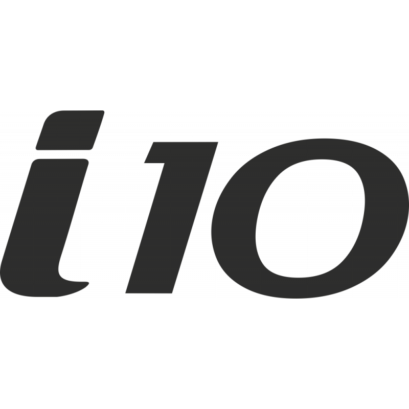 Sticker Hyundai I10