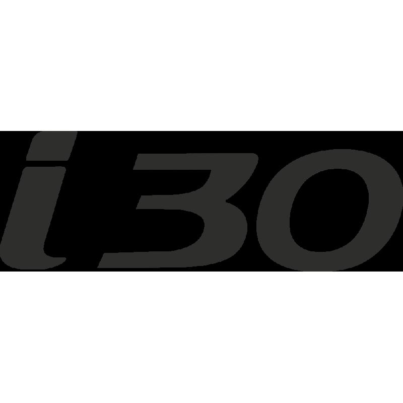 Sticker Hyundai I30