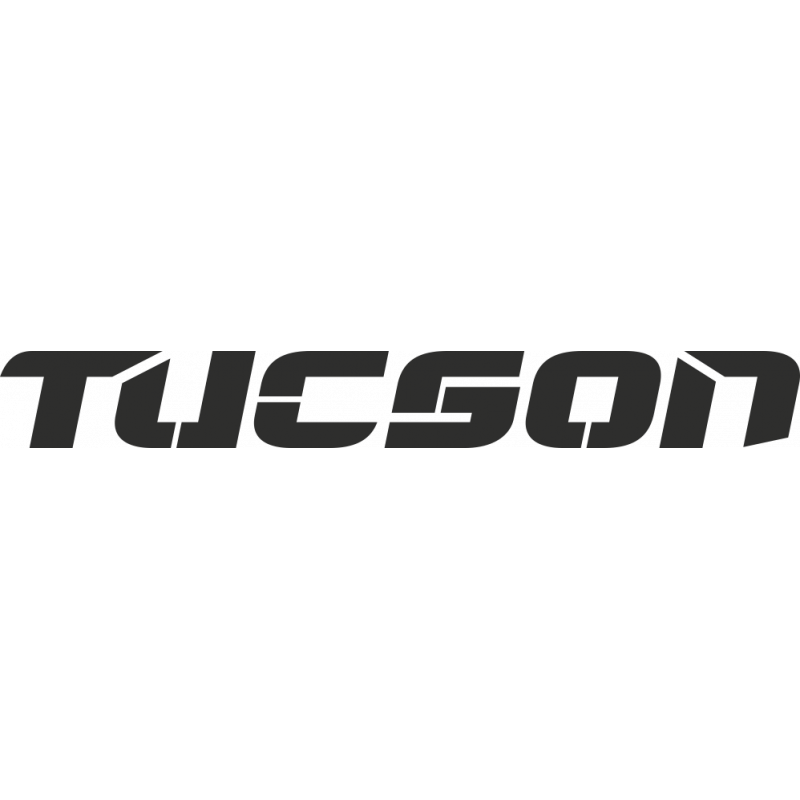 Sticker Hyundai Tucson
