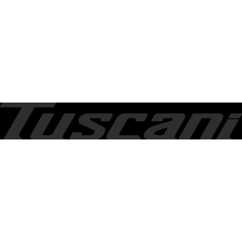 Sticker Hyundai Tuscani