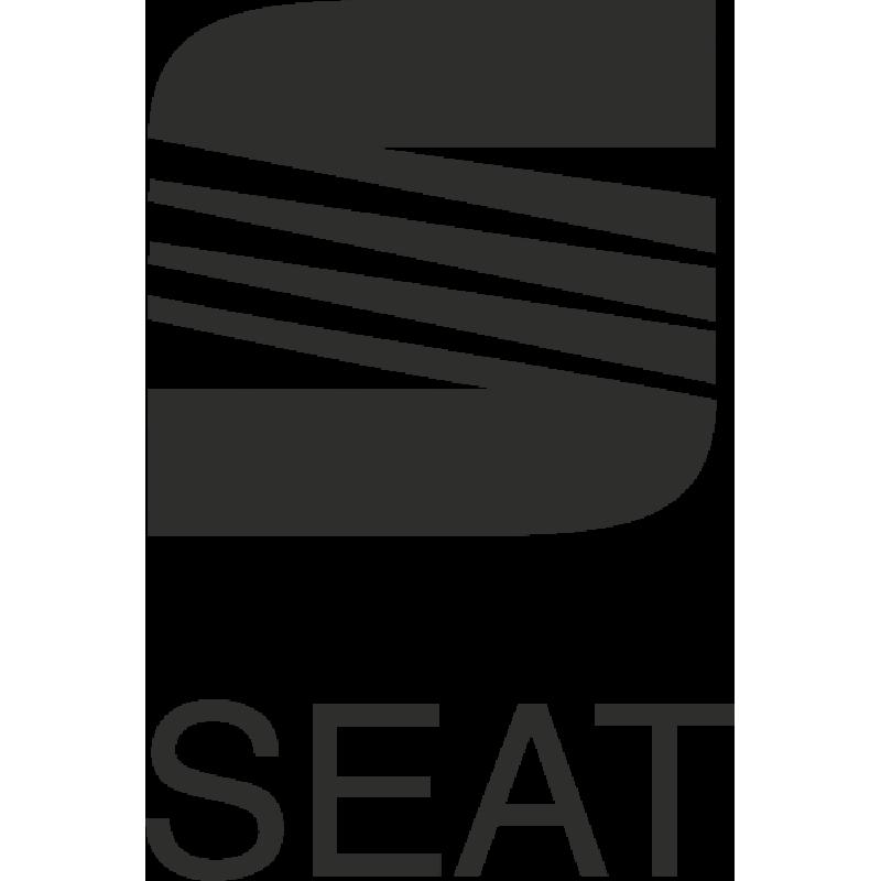 Sticker Seat Logo